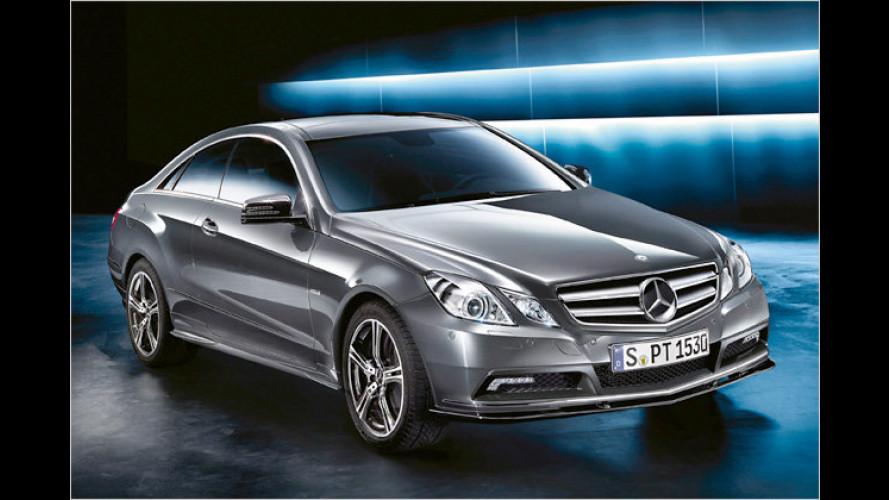 Dynamik nach Wunsch: Neues Label MercedesSport