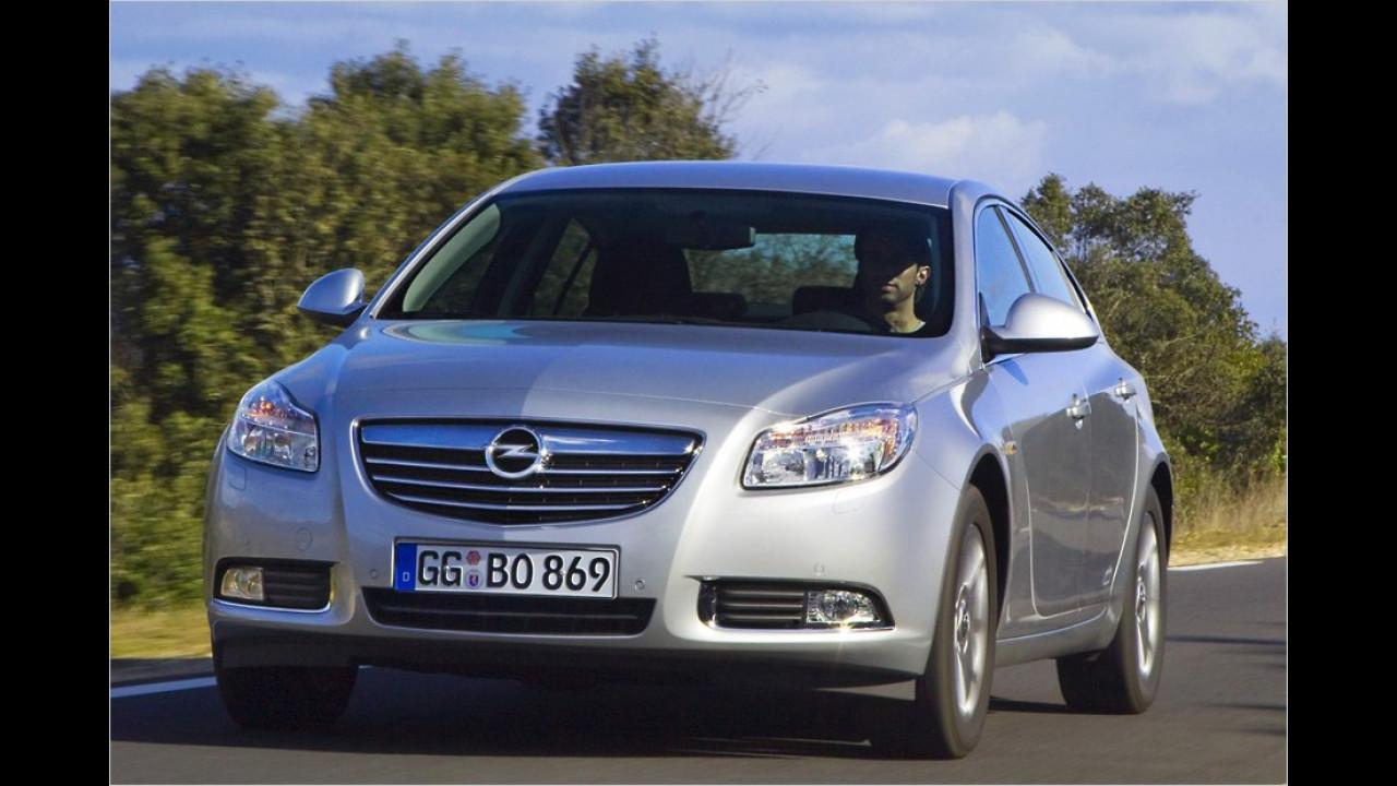 Opel Insignia 2.0 CDTI ecoFlex