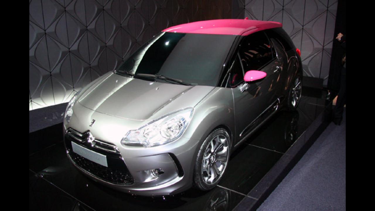 Citroën DS Inside
