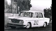 Auch noch im Lancia Fulvia von 1963 wurde das VR-Konzept eingesetzt