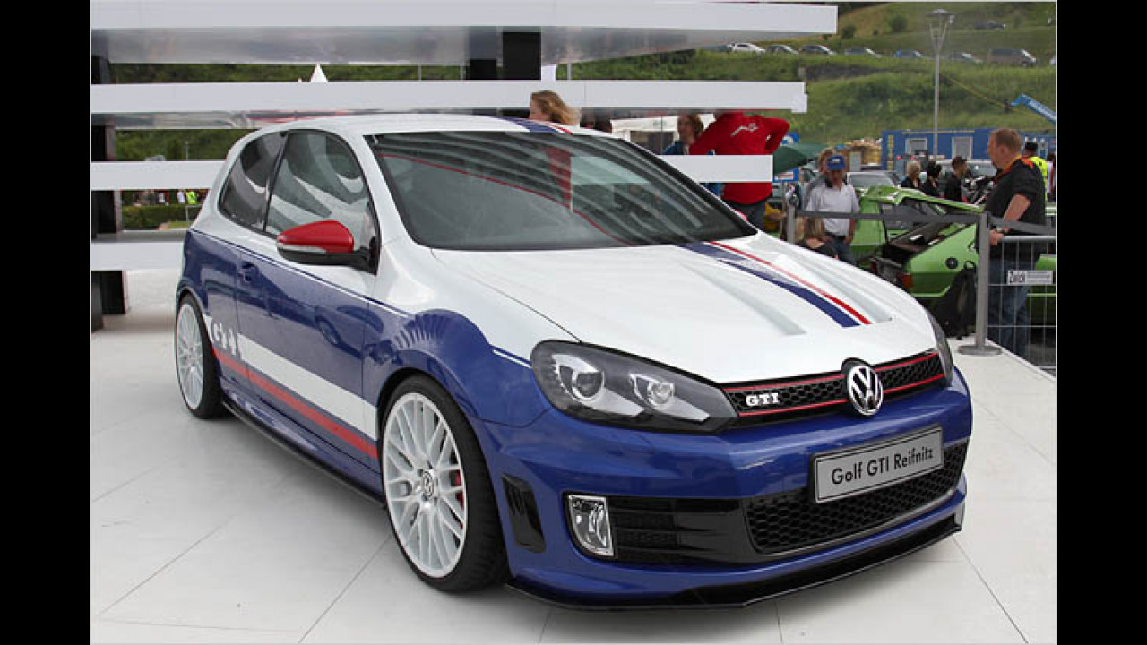 VW Golf GTI Reifnitz