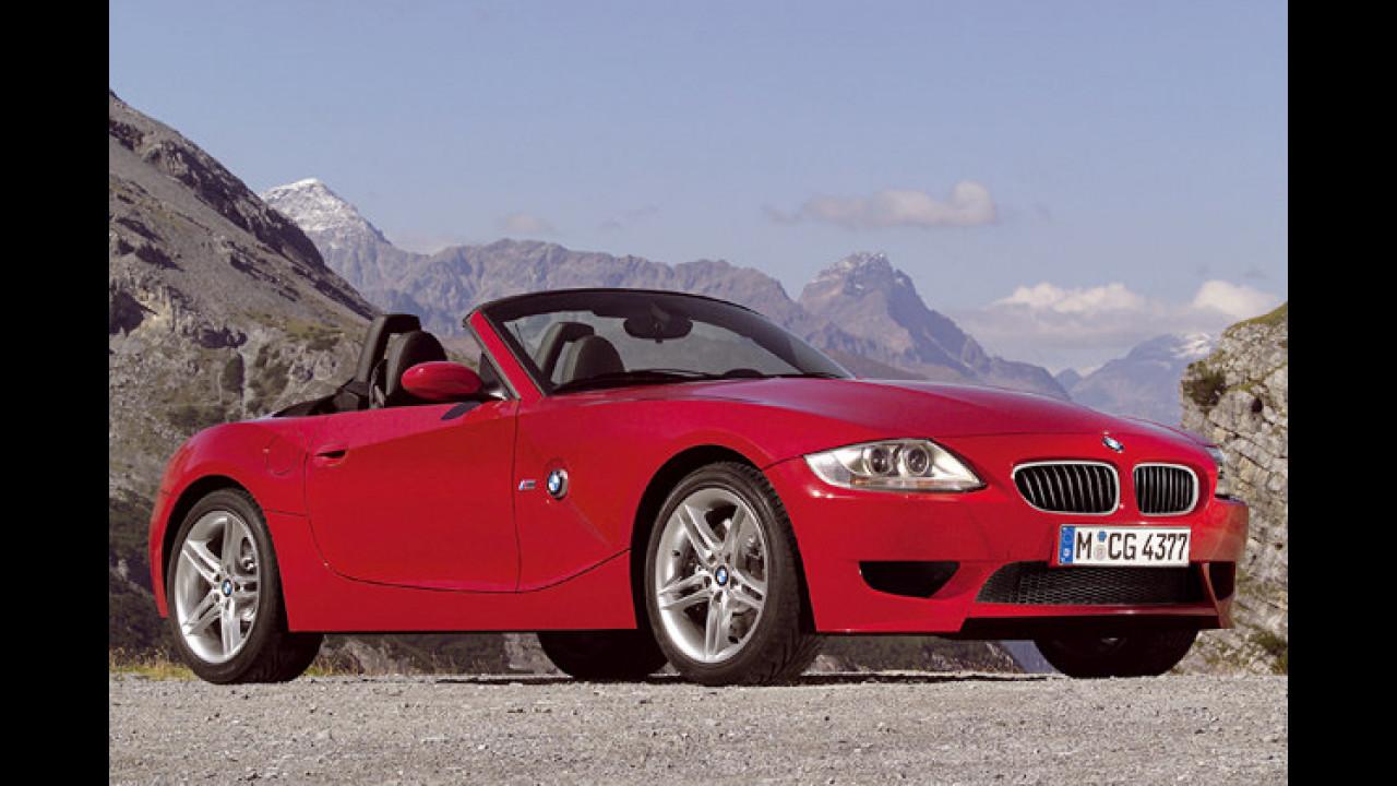 Platz 6: BMW Z4 M Roadster