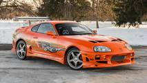 1993 Toyota Supra, Fast and the Furious