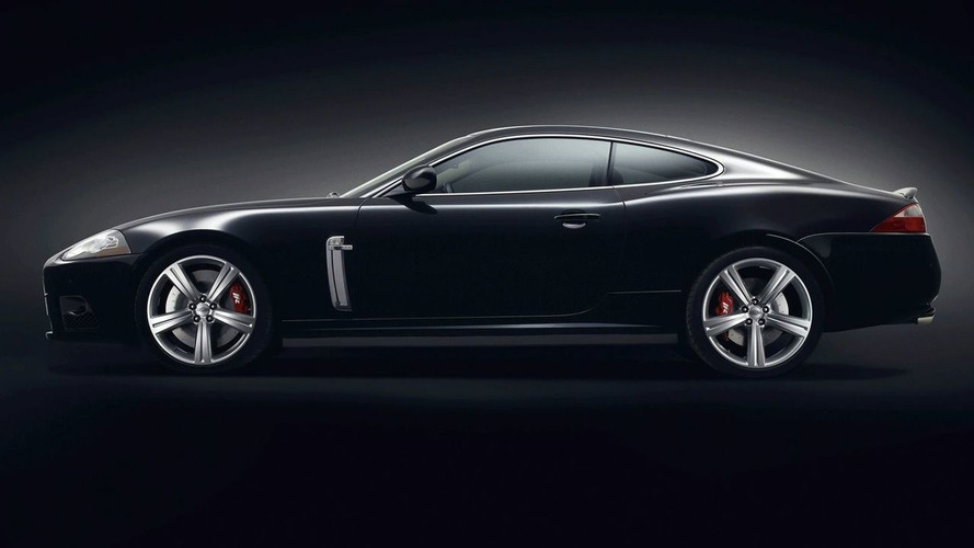 2009 Jaguar XKR Portfolio to be shown at Geneva