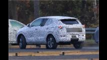 Abgelichtet: Neuer Opel Mokka X
