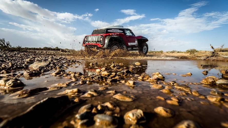 MINI X-Raid Dakar 2018