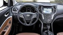 Hyundai Santa Fe facelift (Euro-spec)