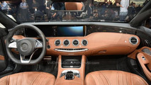 Mercedes S-Class Cabrio goes topless in Frankfurt