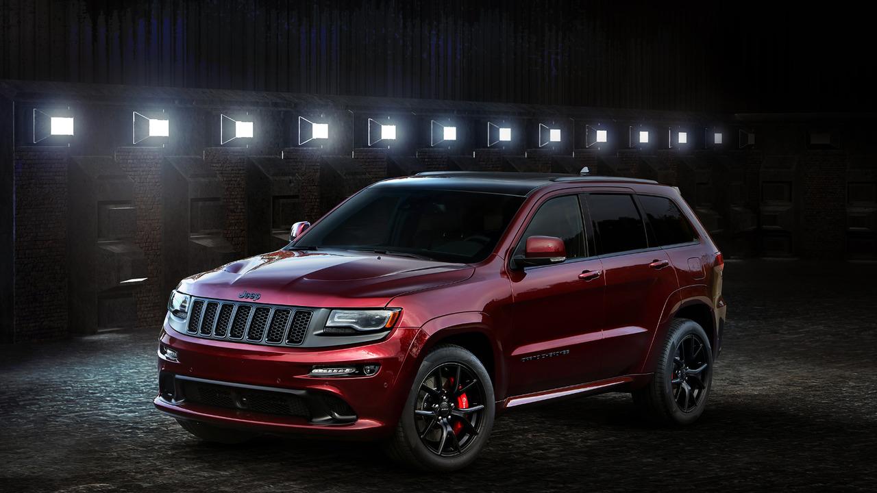 2016 Jeep Grand Cherokee SRT Night