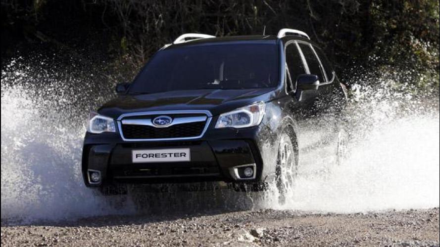 Nuova Subaru Forester: la SUV è cresciuta bene