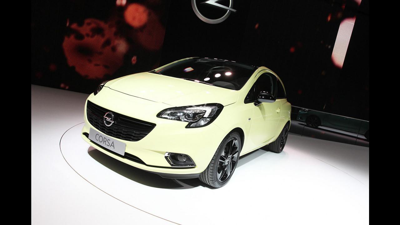 Opel al Salone di Parigi 2014