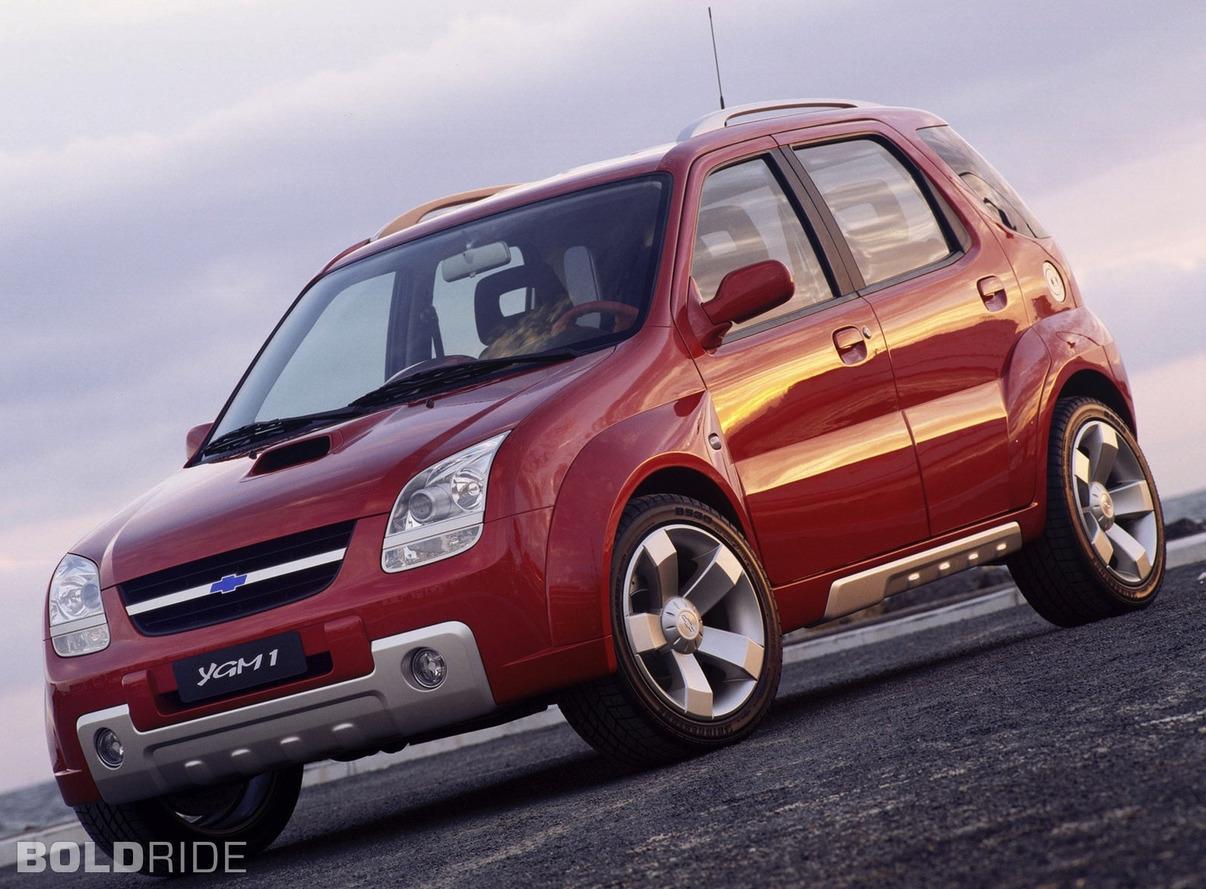 Chevrolet YGM1 Concept