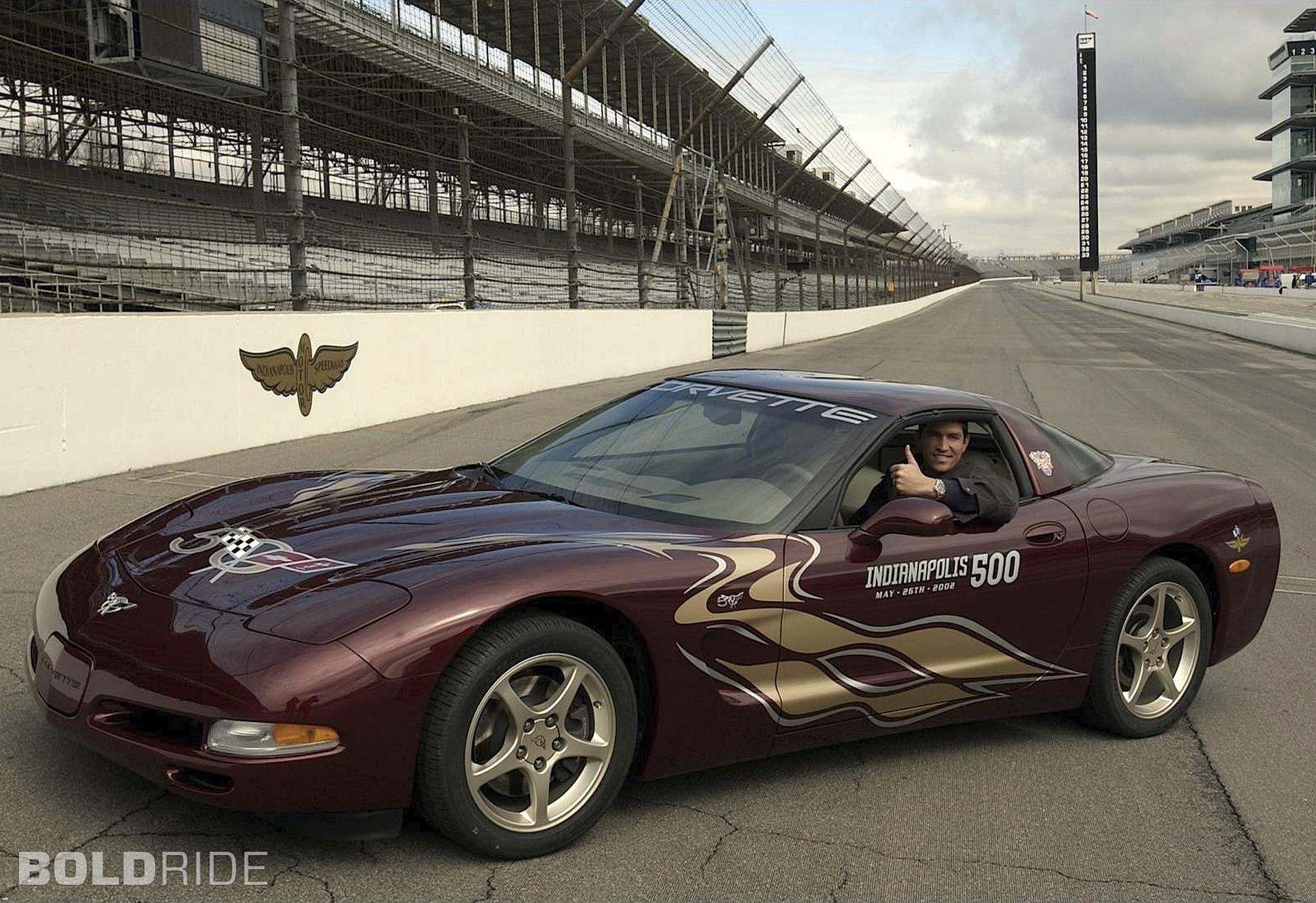 chevrolet corvette indy 500 pace car. Black Bedroom Furniture Sets. Home Design Ideas