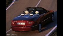 Mercedes-Benz CLK320 CDI Cabriolet
