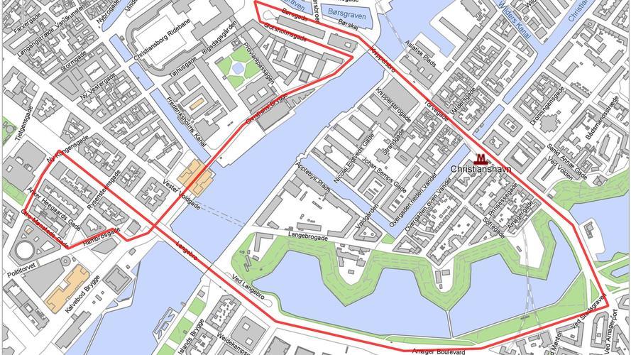 F1 In Talks Over Danish GP Copenhagen Street Race In 2020