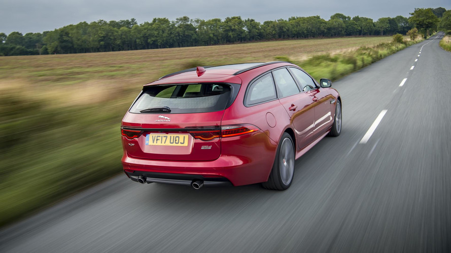 2017 Jaguar XF 25d Sportbrake First Drive: Now With Added Boot