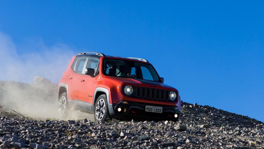 Jeep Renegade aposta na fama off-road contra legião de SUVs urbanos