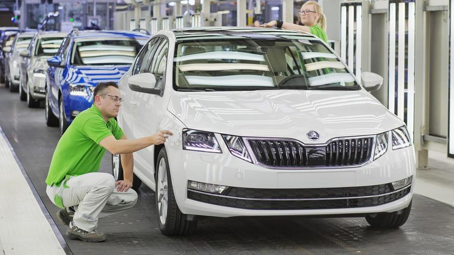 Skoda Has Made 15 Million Cars In VW Era