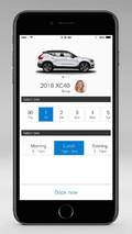 2018 Volvo XC40 lansman