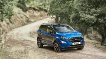 Ford EcoSport (Euro-spec)