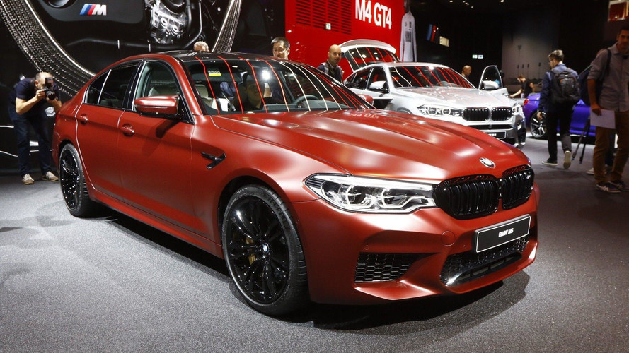 [VİDEO] BMW M5