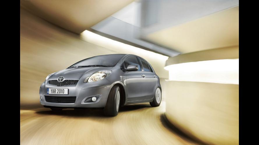 La Toyota Yaris ibrida nascerà in Europa