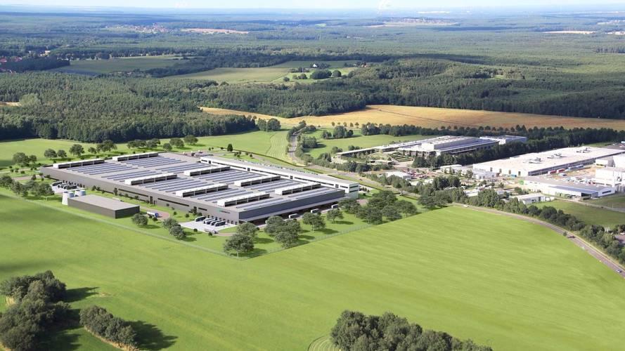 Cinq usines de batteries d'ici 2019 pour Mercedes