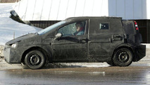 New Fiat Palio Spy Photos