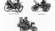 Car of Alfred Vacheron