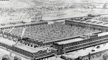 100th Anniversary of the DaimlerChrysler Untertürkheim Plant
