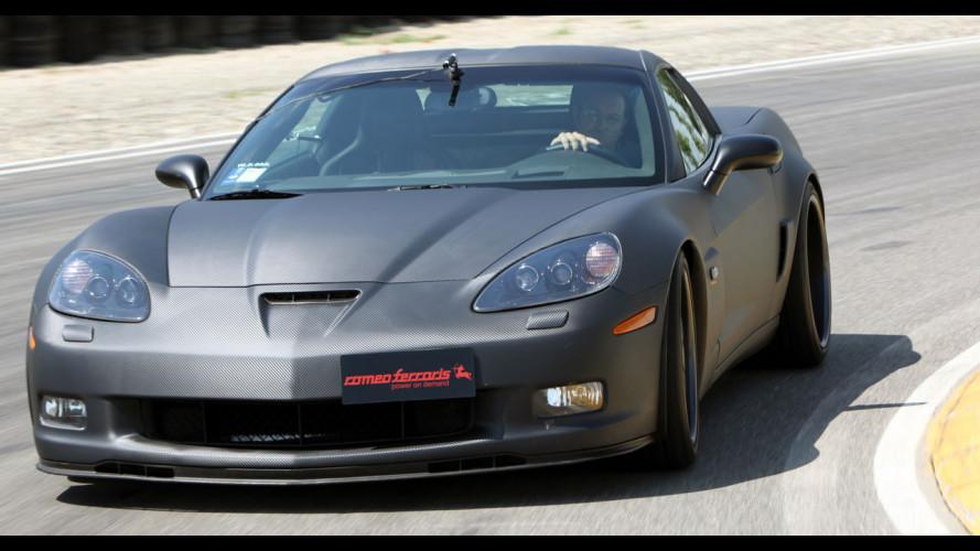 Corvette Z06-RF, la Chevy by Romeo Ferraris