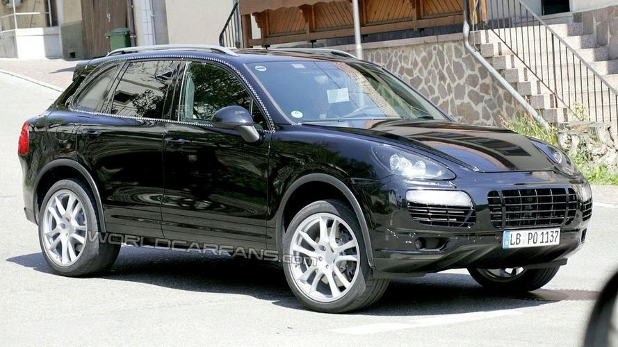 Porsche Exec Denies Baby Cayenne Development