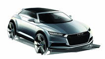 Audi says they are 'working heavily' on the Q8