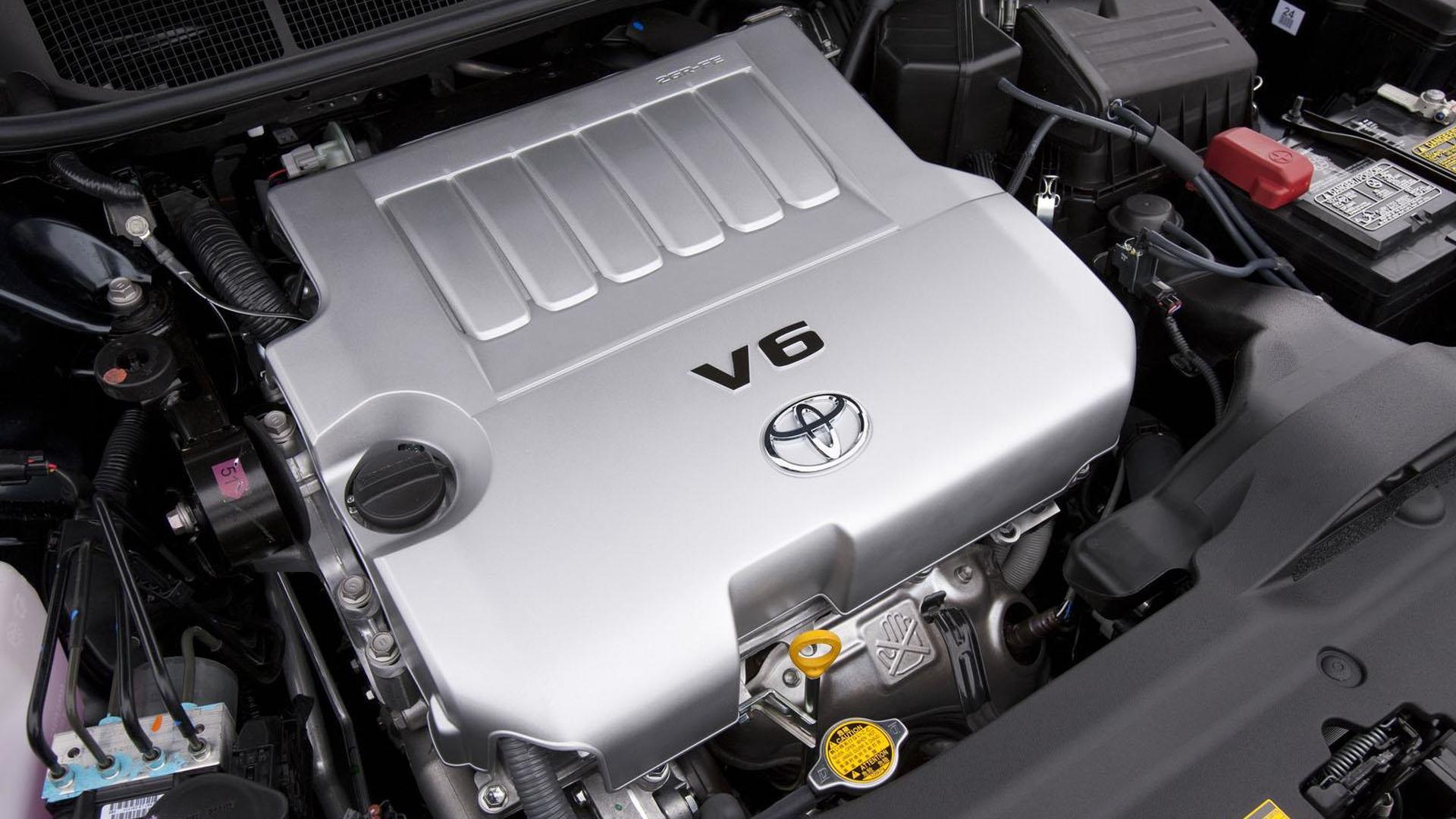 Toyota Venza 1ar fe awd p0171 #1