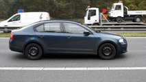 2013 Skoda Octavia spy photo 24.10.2012