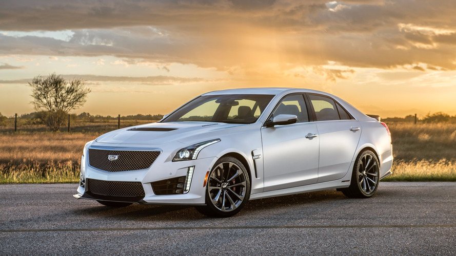 2017 - Cadillac CTS-V HPE 1000 par Hennessey