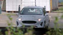 2017 Ford Fiesta casus fotoğrafları