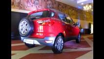Ford EcoSport 2017 muda apenas o plano de manutenção