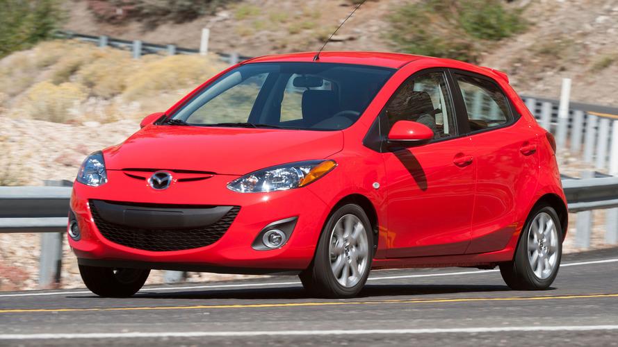 2012 Mazda2