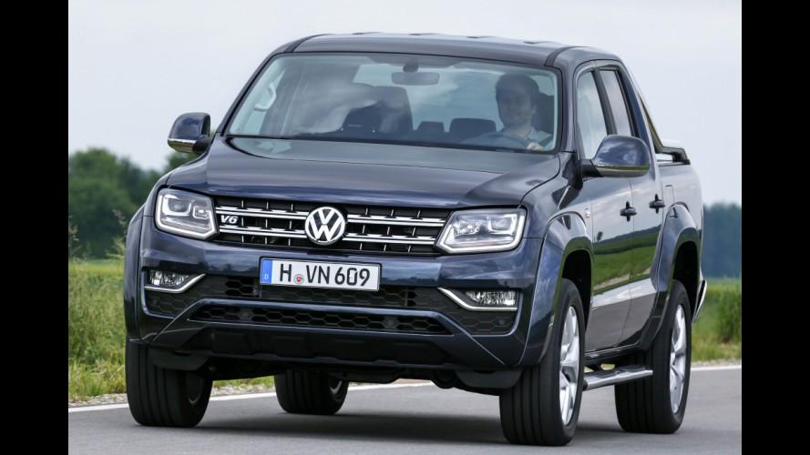 VW confirma Amarok reestilizada com motor V6 de 224 cv na Argentina