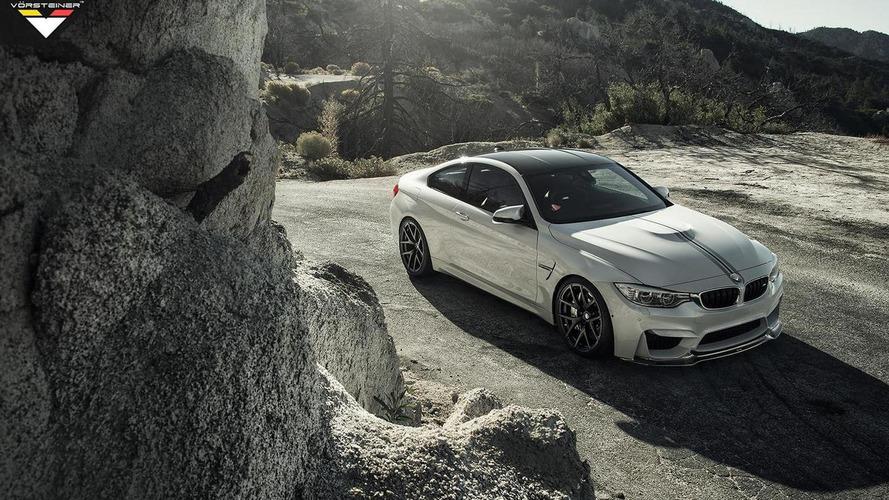 BMW M3 and M4 get GTS package from Vorsteiner