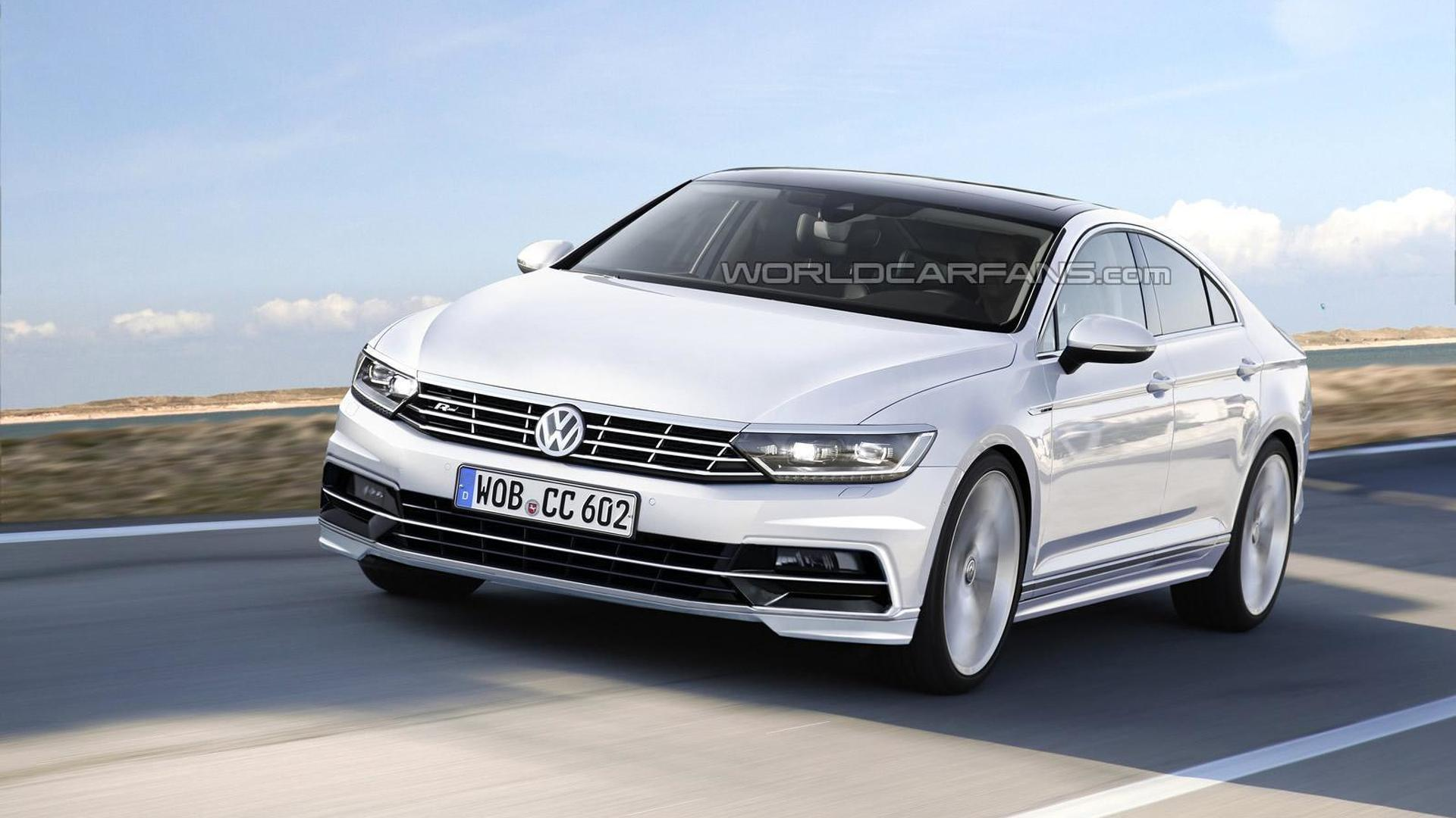 Vw Pat Cc 2017 New Cars Used Car Reviews And Pricing R Line