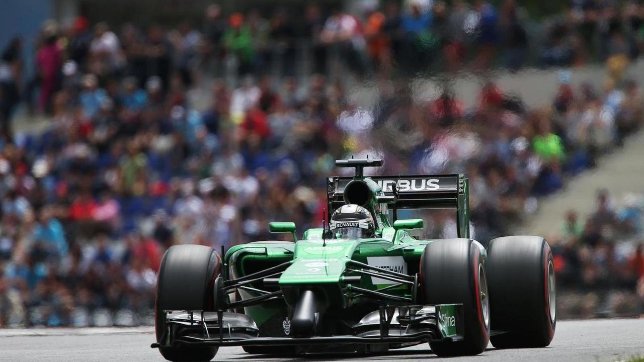 Kamui Kobayashi (JPN), 21.06.2014, Austrian Grand Prix, Spielberg / XPB