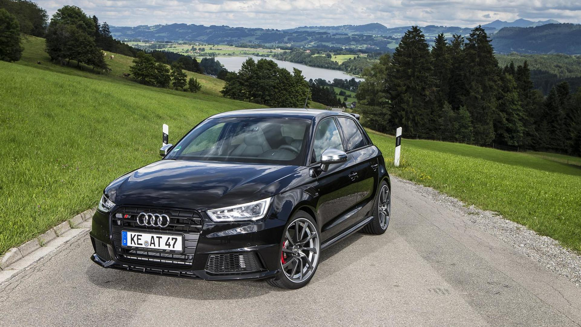 Тюнинг Audi S1 от ABT Sportsline