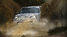 2017 Land Rover Discovery teaser