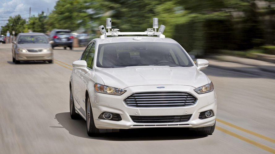 Ford launching autonomous ride-sharing car by 2021
