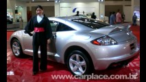 Salão do Automóvel 2008 - Mitsubishi Eclipse V6 de 267cv custa R$146.990