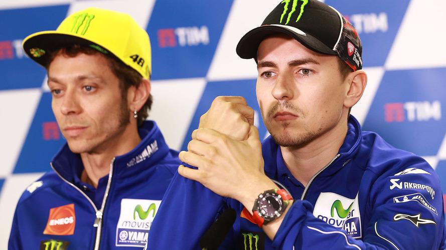 Rossi et Lorenzo s'échangent des piques verbales à l'issue du Grand Prix de San Marin