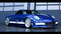 Supercarro 9FF Porsche GT9 quer ser o carro mais rápido do mundo