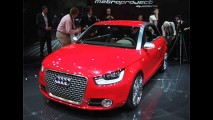 Salão de Tóquio 2007 - Audi A1 Metroproject Quattro Concept ao vivo e a cores